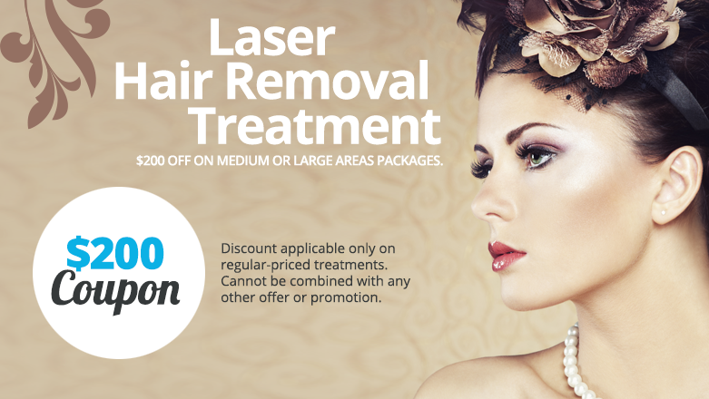 Coupon Laser Hair Removal